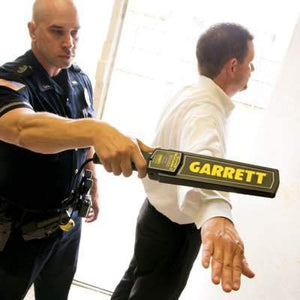 New Exhibitor! Garrett Metal Detectors Locked in!