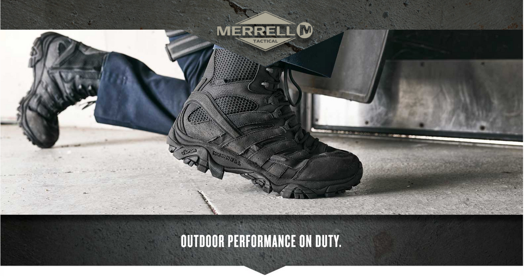 Merrell Tactical Australia Police Security Military Tactical Boots AWE2018