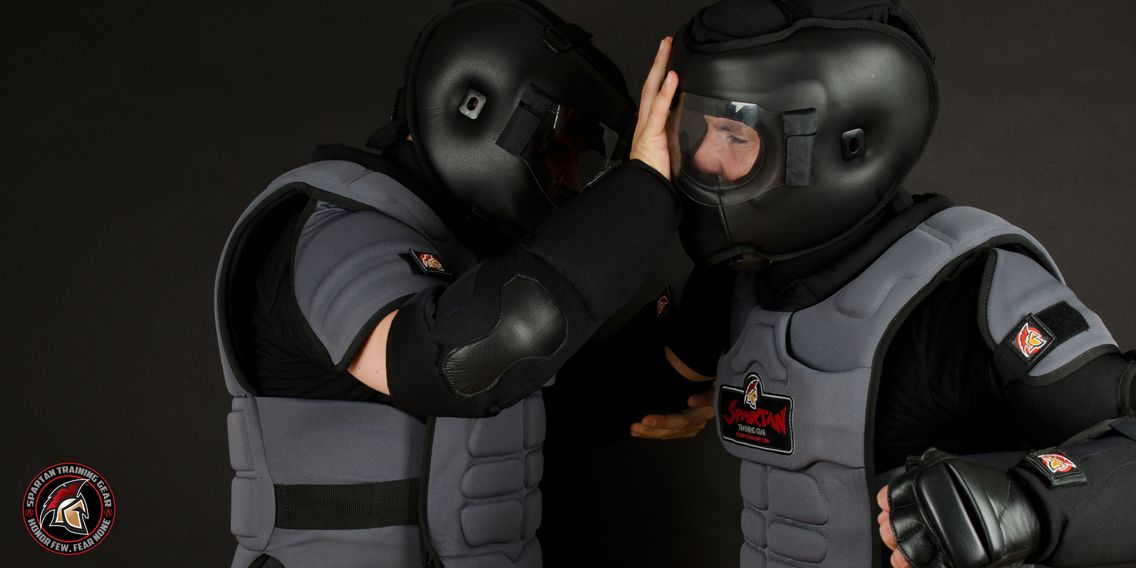 Spartan Training Gear Force On Force Protective Suit for Military and Police
