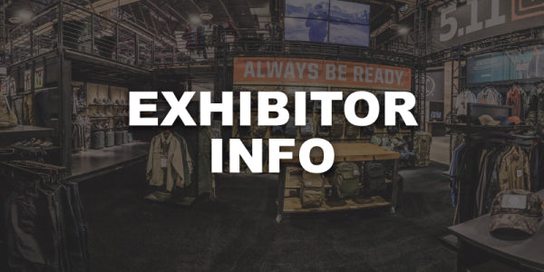AWE2018 Exhibitor Information Exhibit at the Australian Warrior Expo
