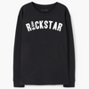 "Sweatshirt ""Rockstar"" Top"