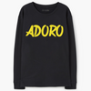 "Sweatshirt ""Adoro"" Top"