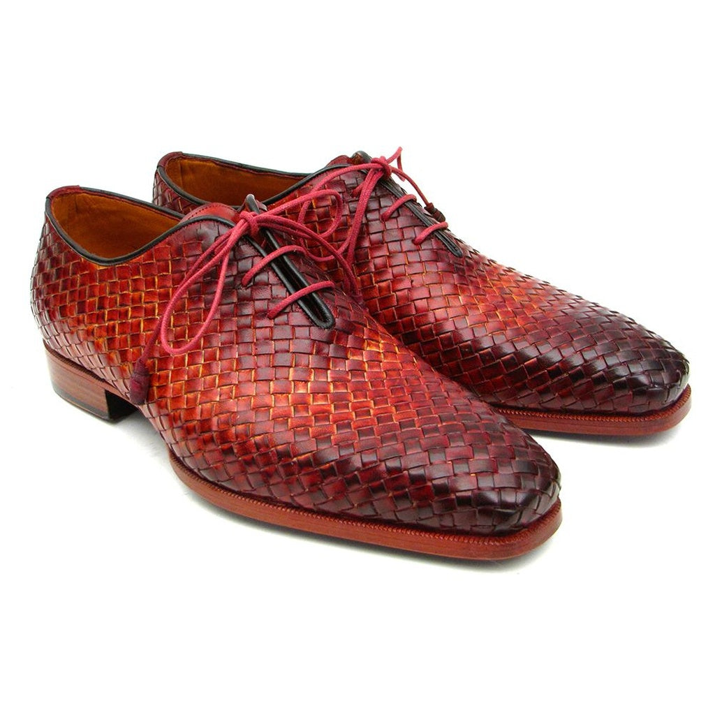 Aiyza.com Luxury Fashion Paul Parkman Handmade Shoes