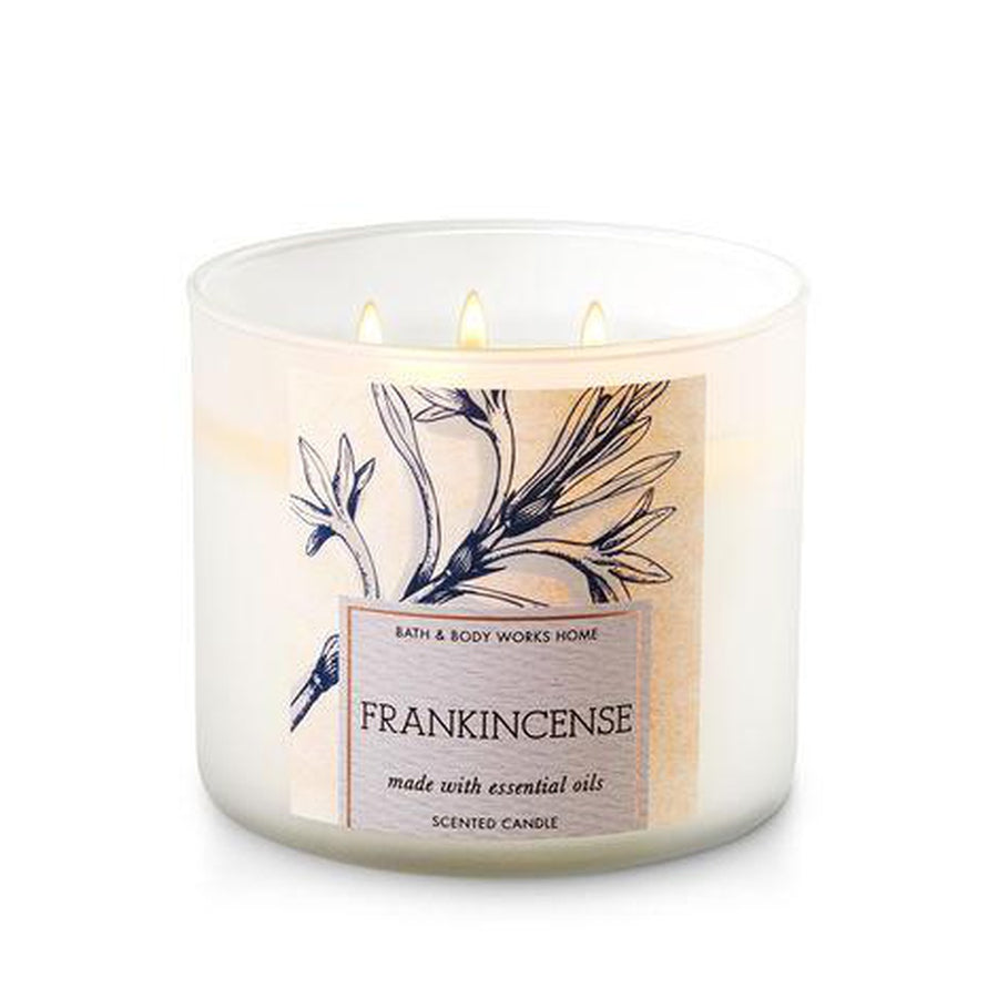 FRANKINCENSE 3-Wick Candle