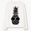 "Sweatshirt ""Ananas"" Top"