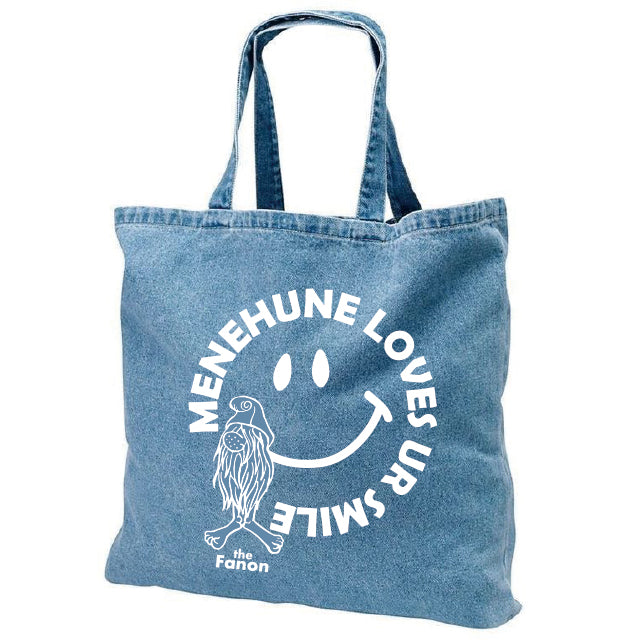 [BAG] DENIM-MLUS TOTE