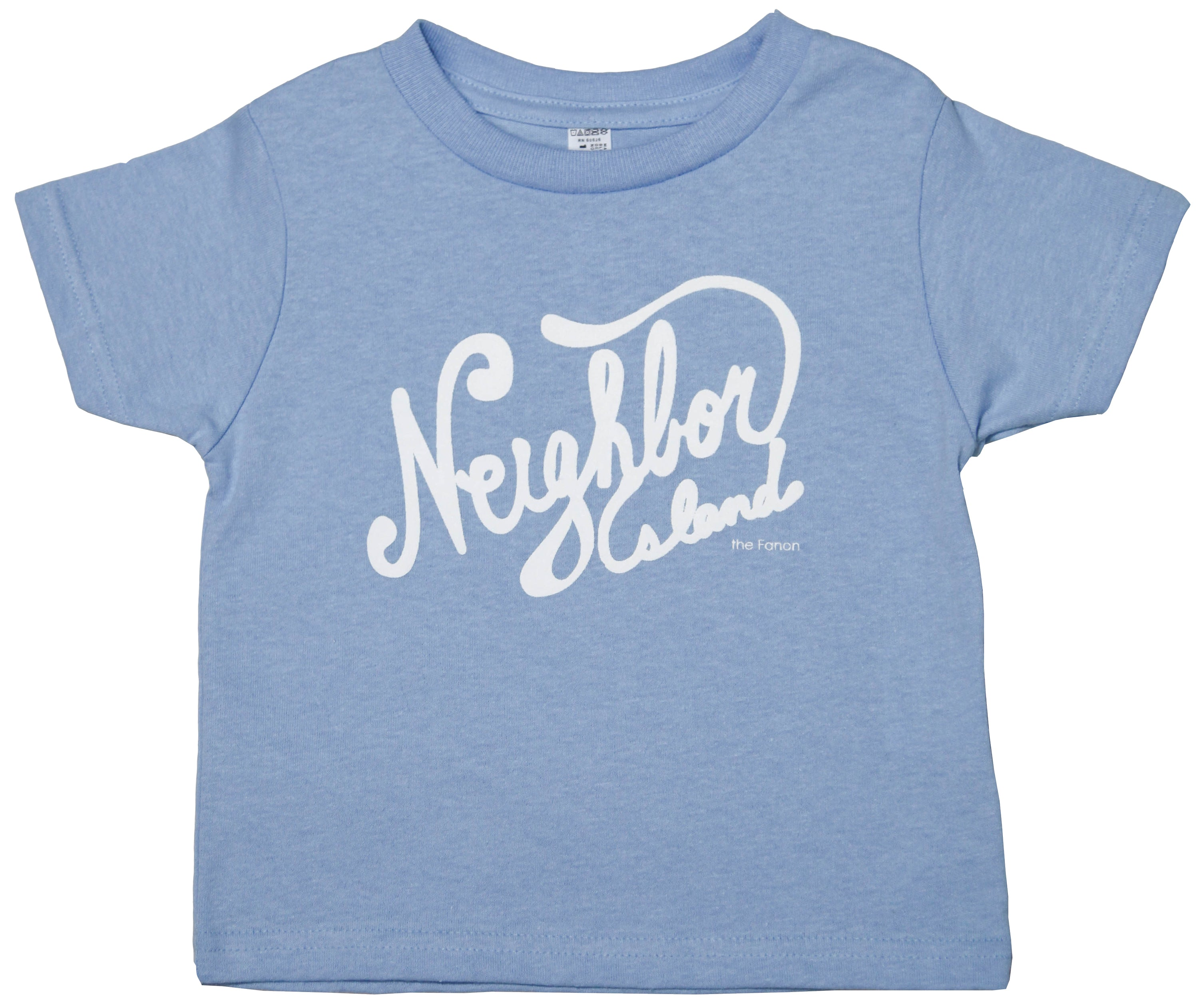 [KIDS] NEIGHBOR ISLAND TEE