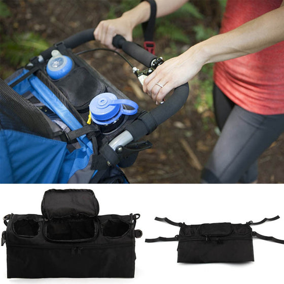 Stroller Organizer with Bottle Cup Holder - tigers-galleria