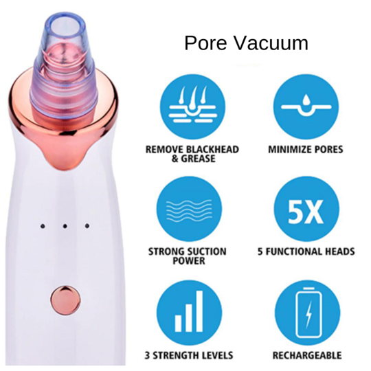 BEST BLACKHEAD REMOVER AND PORE VACUUM CLEANER