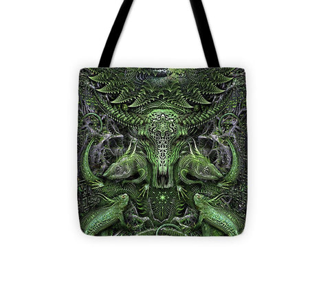 Roots Of Kintamani - Tote Bag