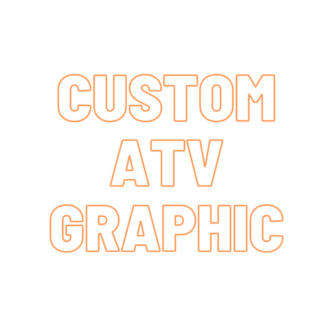 Custom ATV Graphics Kit