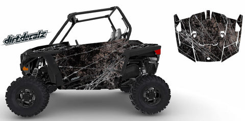 RZR S 900 / RZR S 1000 - Abused Graphic