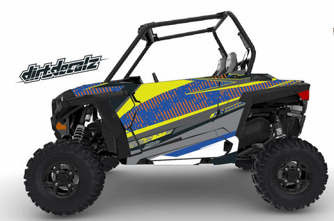 RZR S 900 / RZR S 1000 - Dash Graphic