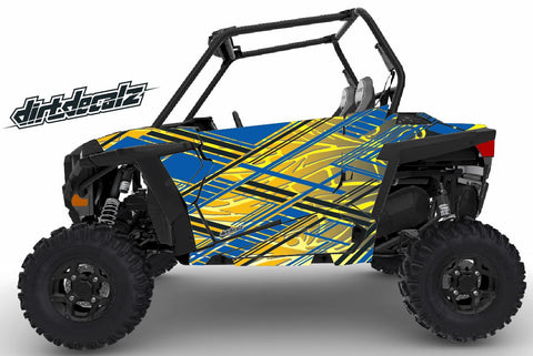 RZR S 900 / RZR S 1000 - Shift Graphic