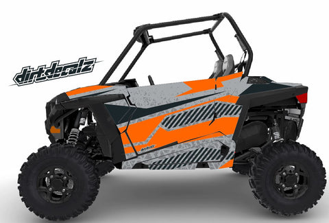 RZR S 900 / RZR S 1000 - Techno Graphic