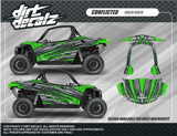Wildcat XX Graphics Kit - Conflicted