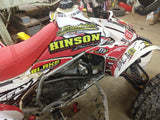 Factory Honda ATV Graphics Kit
