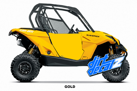 Maverick - Gold Series