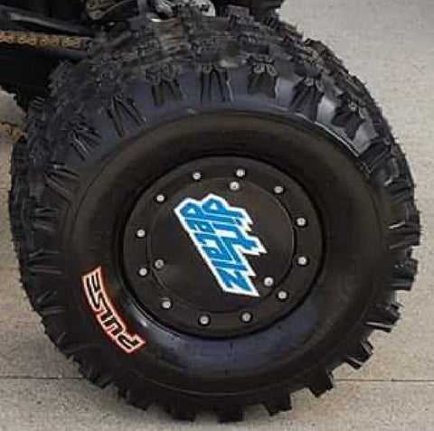 ATV Mudplug Decals