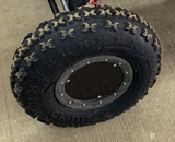 Mud Plug Covers  for Hiper Wheels