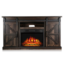 "Fireside FS58 TV Stand with Fireplace, for TVs up to 65"" (Ship Separately)"