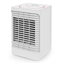 Neon NW10 Mini Electric Fan Space Heater, 700W/900W