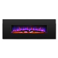 Reflektor BR48 1400W Wall Mounted / Freestanding Electric Fireplace