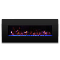 Reflektor BR58 1400W Wall Mounted Electric Fireplace