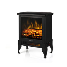 Suburbs TS17 Freestanding Electric Fireplace Stove