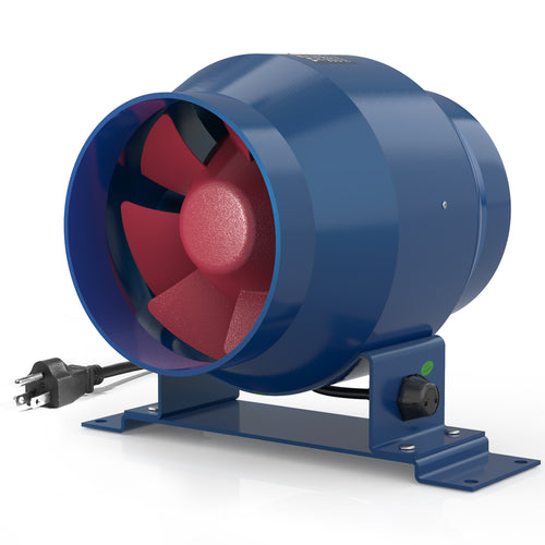 "4"" Inline Duct Fan 