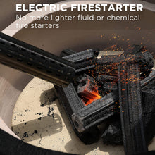 MT13 Electric Fire Starter, 1100℉ Heat Output