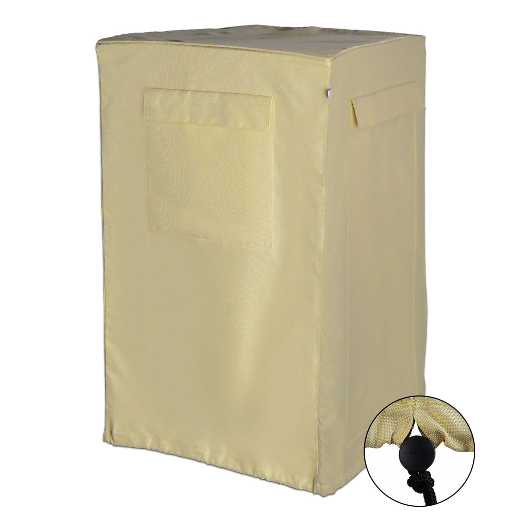 Portable Air Conditioner Cover, Fits up to 21.7 x 19.7 x 35 Inches
