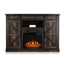 "Fireside FS48 TV Stand with Fireplace, for TVs up to 55"" (Ship Separately)"