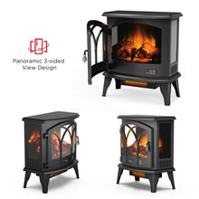 Suburbs TS23-C Freestanding Electric Fireplace Stove