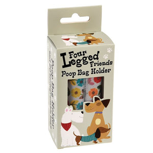 Poo bag holder