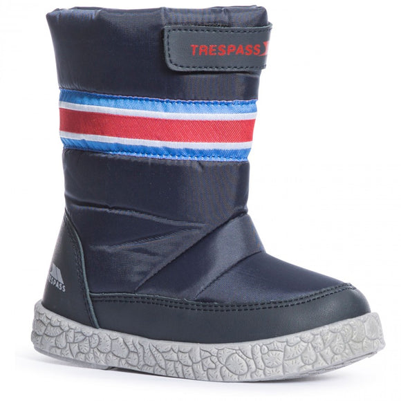 Trespass Boy's Alfred snow boots