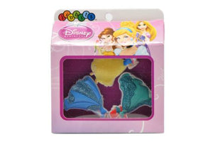 Crocs Disney princess jibbitz 3 pack