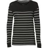 O'Neill Striped Long Sleeved Top