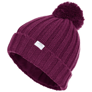 Trespass Alisha bobble hat