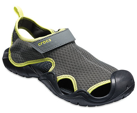 Swift water Crocs Grey