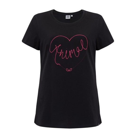 Animal heart t-shirt