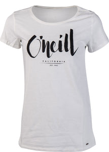 O'Neill ladies logo t-shirt