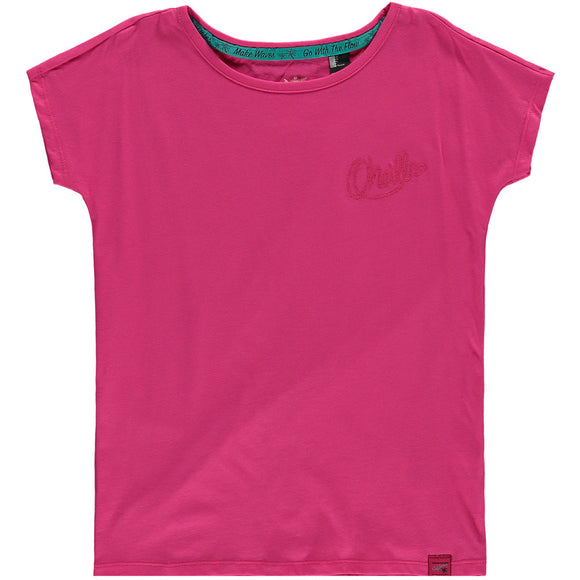 O'neill girl's essential t-shirt