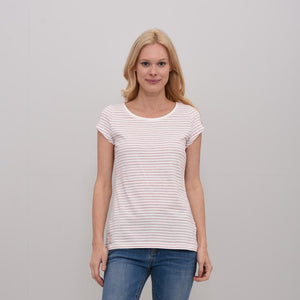 Red Stripe T Shirt