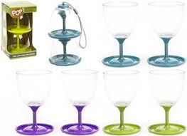 Summit Travel Wine Glasses