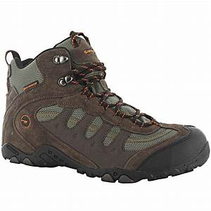 Hi tec men's mid boot