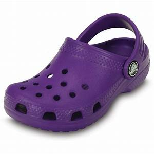 Crocs original purple