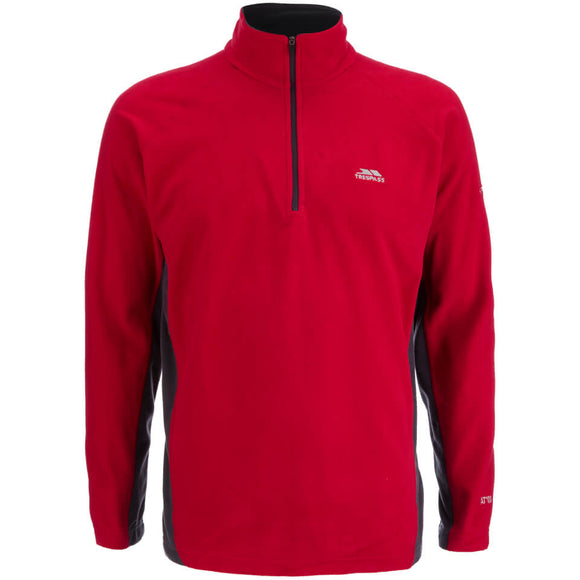 Trespass Tron half zip fleece