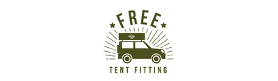 FREE Tent Fitting