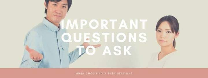 How to choose the BEST Baby Play Mat